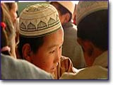 Muslims are found throughout various parts of the world including China